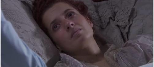 Anticipazioni, Una Vita: Celia morente per colpa di una malattia infettiva