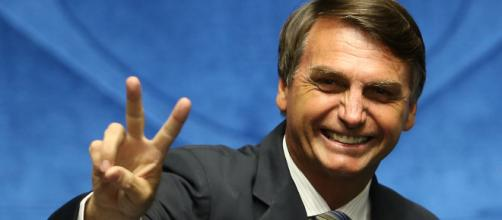 Jair Bolsonaro quer facilitar o porte de armas. (Divulgação)