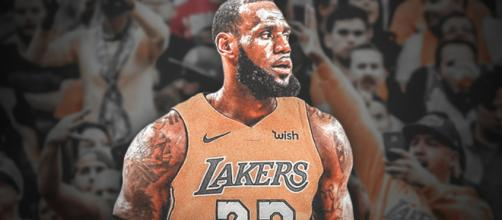 LeBron ignores NBA warning, tweets about another upcoming free agent [Image by Clutchpoints / Instagram]