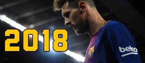 Lionel Messi supera por quinto año seguido con más de 50 goles