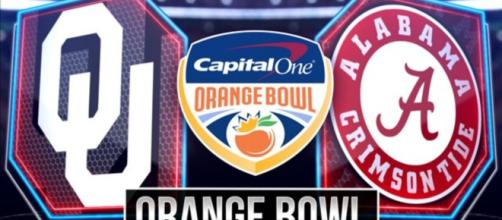 The Orange Bowl hasn't been much of a game [Image via MrBaddog7676/YouTube screencap]