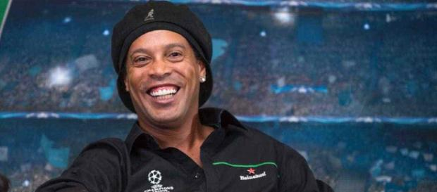 Ronaldinho passará virada de ano em Búzios. (Fonte: SporTV)