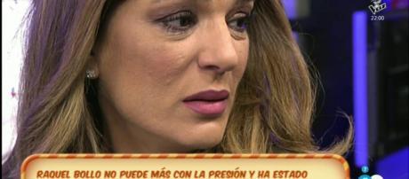 Bajan el sueldo de Raquel Bollo en Sálvame y ahoga su ya de por sí apretada economía