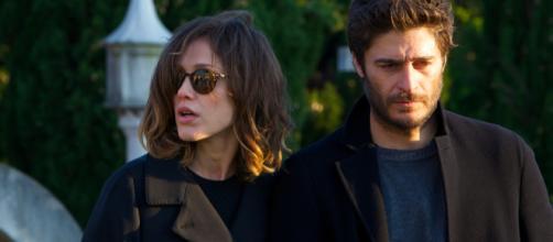 La Porta Rossa: una foto dei protagonisti Gabriella Pession e Lino ... - movieplayer.it