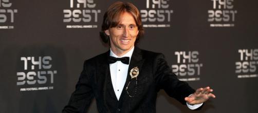 L'Inter sogna ancora Luka Modric