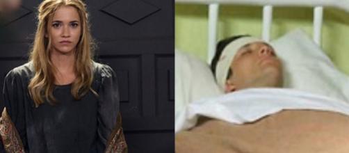 Trame Una Vita: il ritorno di Elvira ad Acacias 38, Samuel finisce in ospedale