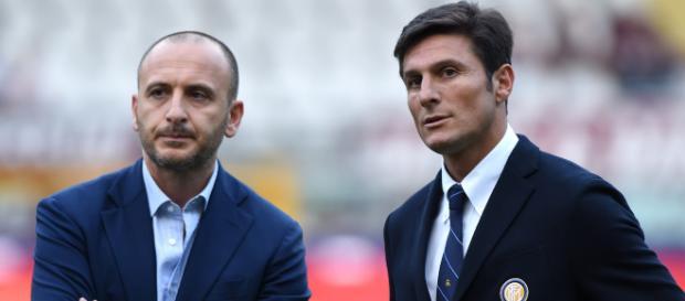 Inter:Piero Ausilio intervistato da Sky