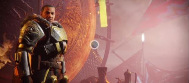 Iron Banner's Lord Saladin. [Image source: Mesa Sean/YouTube]
