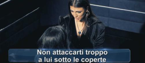 GF Vip: la mamma di Giulia Salemi aggredita verbalmente da tre ragazzi.
