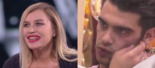 Gf Vip: Lory torna sui social dopo l'uscita, Stefano parla di Dasha: 'con lei è finita'