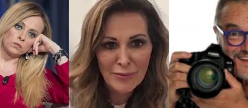 Giorgia Meloni offesa da Oliviero Toscani. Blasting News