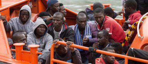 La llegada de inmigrantes en 2018 a través de medios ilegales creció un 130% frente al año anterior