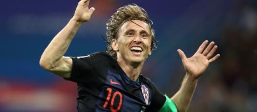Luka Modric, nouveau ballon d'or 2018