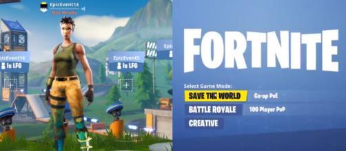 'Fortnite Battle Royale' game image. - [Epic Games / Fortnite screencap]