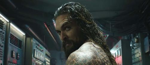 "There are some great new films coming out in December and January including ""Aquaman starring Jason Momoa."" [Image Warner Bros. Pictures/YouTube]"