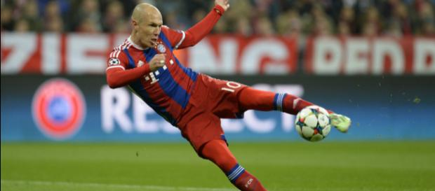 Arjen Robben aiming to return in DFB Pokal final - ARYSports.tv - arysports.tv