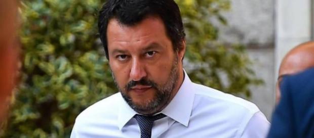 Matteo Salvini duramente ripreso dal procuratore di Torino, Armando Spataro