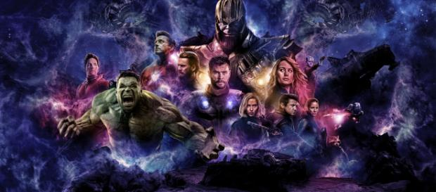 The Avengers movie cast 2018-2019