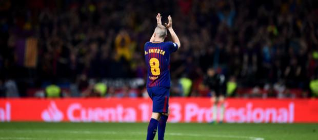 Why Barcelona won't be retiring the No.8 jersey for Andres Iniesta ... - squawka.com