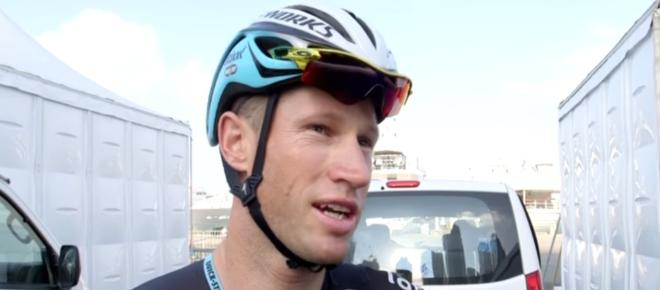 Ciclismo, tanti incidenti durante la pausa invernale: anche Omar Fraile si ferma