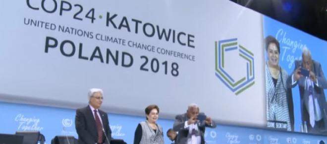 COP24 in Katowice focuses on climate change which is a major threat to the world