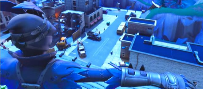 Fortnite: Emote while moving glitch, tracking down and stopping Supply Drops mid-air