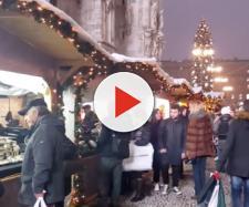 Mercatini di Natale a Milano in Piazza Duomo