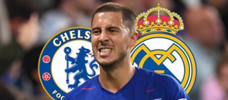 Le Real Madrid aurait un accord avec Eden Hazard