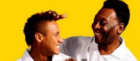 PSG : Pelé juge Neymar plus complet que Mbappé