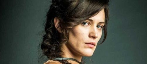Binca Bin recentemente interpretou a protagonista Clara, da novela O Outro Lado do Paraíso
