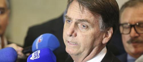 Bolsonaro explica possíveis medidas para o sistema previdenciário. (Foto: Reprodução)