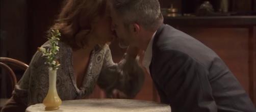 Il segreto puntata del 6 dicembre: Alfonso ed Emilia sfuggono all'arresto con l'aiuto di Mesia