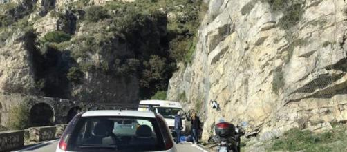 Incidente mortale in costiera sorrentina
