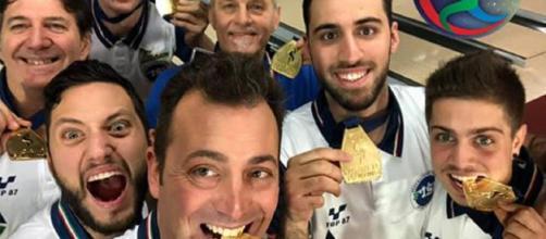 Italia campione del mondo di bowling, l'incontenibile gioia degli azzurri