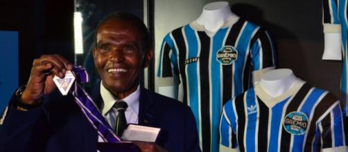 Jogador fez mais de 700 partidas com a camisa do Tricolor. (foto reprodução).