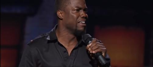 Kevin Hart announced that he is hosting the upcoming Academy Awards. [Image Credits] Bowling Gamer - YouTube