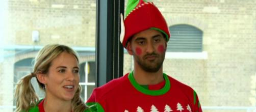 Team Typhoon's naughty chocolates fail to impress major retailers (Image credit: The Apprentice/BBC iPlayer)