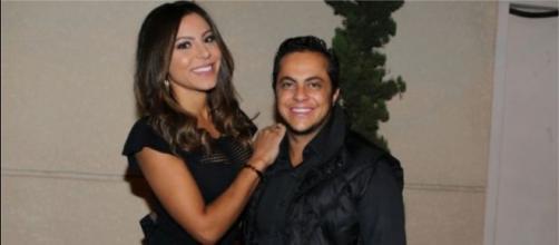 Thammy e Andressa querem aumentar a família em 2019. (foto reprodução).