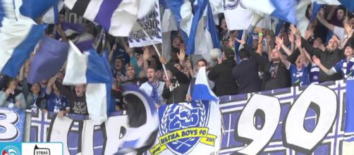 Top 5 des ambiances en Ligue 1