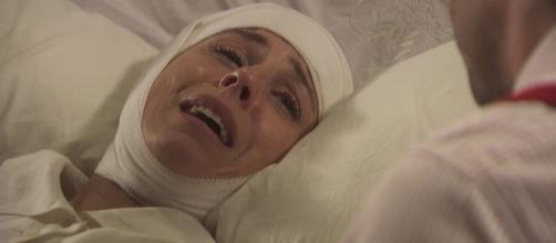 Trame, Il Segreto: Carmelo salva Adela prima che venga uccisa da Basilio
