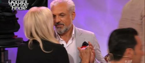 Uomini e donne, Gemma e Rocco bacio