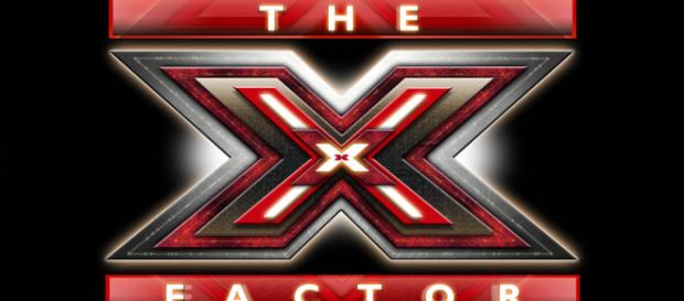Il logo ufficiale del programma X Factor
