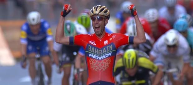 La vittoria di Vincenzo Nibali alla Milano Sanremo