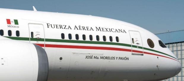 AMLO pone a la venta el lujoso avión presidencial de México. - com.ar