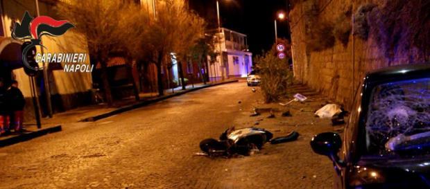 Pozzuoli, folle gara di auto in centro: ucciso operatore ecologico | youtube.com