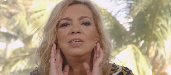 Carmen Borrego se siente poco motivada con sus cambios de look en Sálvame