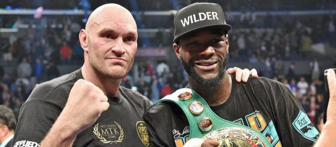 Deontay Wilder: 'Il rematch con Tyson Fury prima di ogni altra cosa, ne ha diritto'