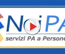 Il logo ufficiale del servizio NoiPa