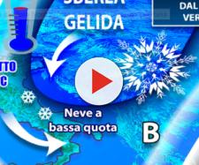 Meteo: sberla GELIDA dal POLO NORD pronta a colpire l'Italia anche con NEVE. Ecco quando - IlMeteo.it