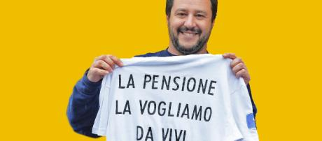 Pensioni Quota 100, Salvini e Durigon la confermano e smentiscono Quota 104